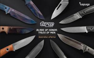 Noże TRC Knives - szeroka oferta